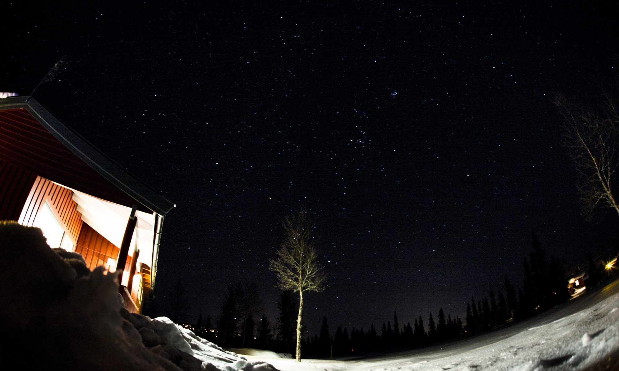Gemütliche Hütte in Sjusjøen